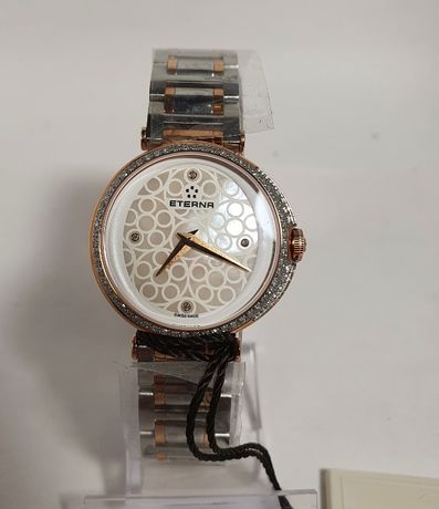 Новые с бриллиантами Eterna Grace Diamond 2561.59.61.1724