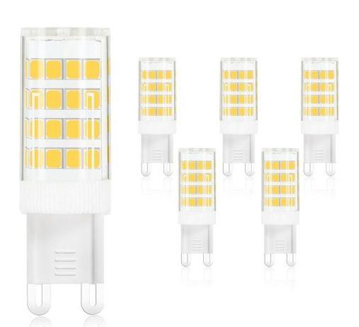Żarówka LED G9 5W=40W