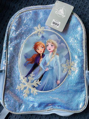 Школьный рюкзак для девочки Disney с Анной и Эльзой