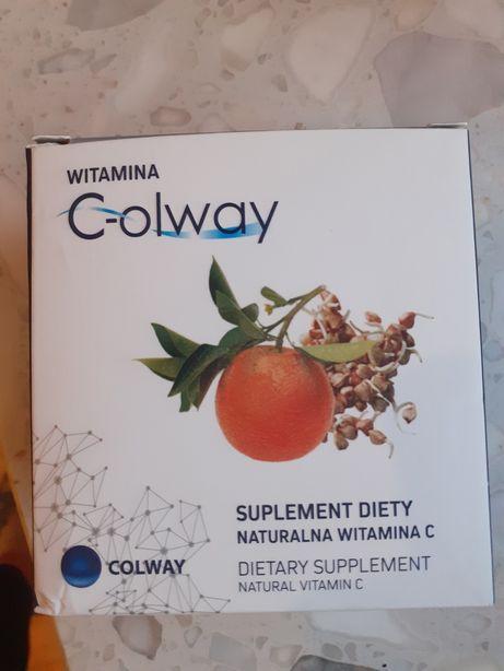 Wit c-colway-100 kapsulek