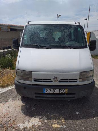 Carrinha Renault Master 9 lugares