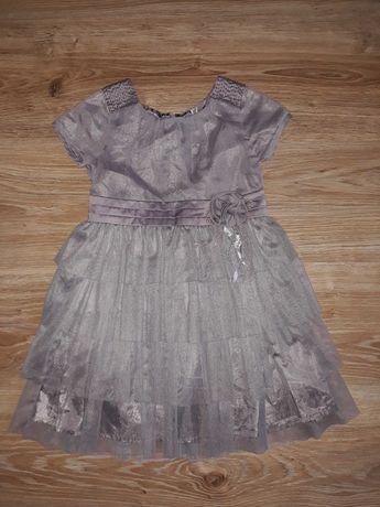 Cool Club śliczna sukienka na wigilię 104 cm wysyłka 1zł