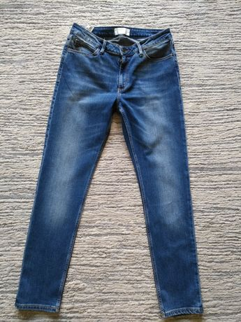 Jeansowe spodnie firmy CROSS JEANS 30/ 30 model ALAN