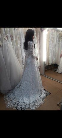 Новое свадебное платье, 2000 грн