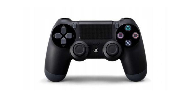 Oryginalny pad Sony Playstation DualShock 4 V2 czarny CUH-ZCT2E