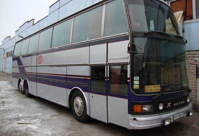 Продам автобус Setra 216HDH