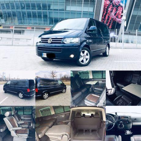 VW Multivan 2.0 BiTurbo (180 Л.С.) T 5.1 GP 4motion (полный привод)
