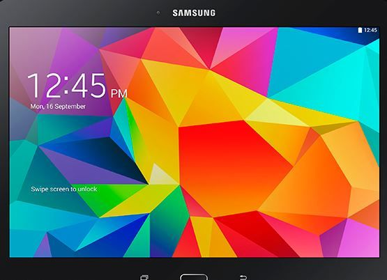 "Планшет Samsung Galaxy TAB 4 10.1"" - навигатор."