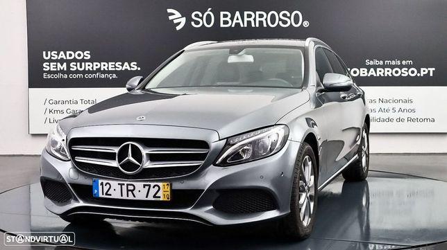 Mercedes-Benz C 220 D Station Avantgarde Auto