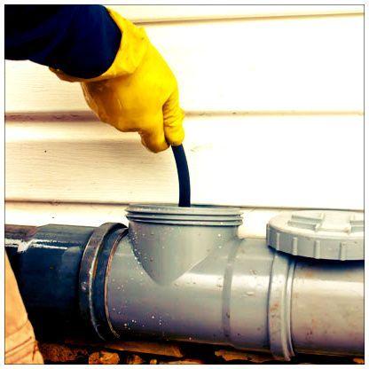 Чистка, прочистка засоров канализации, сифонов, унитазов. Сантехник