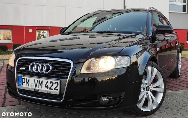 Audi A4 1.9 Tdi S Line Navi Alu 18