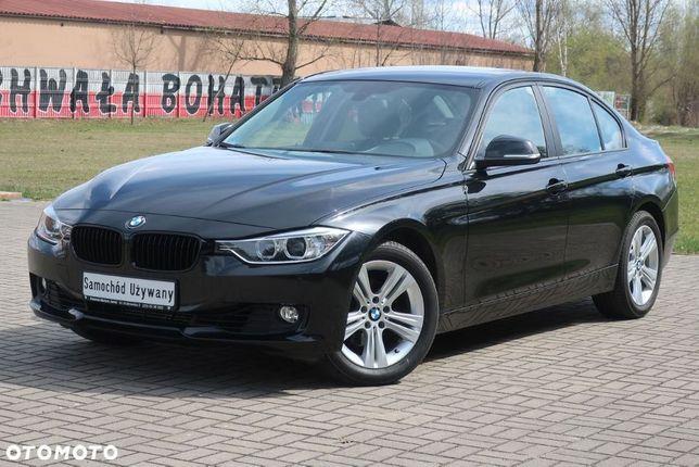 BMW Seria 3 320i xDrive Salon PL Bezwypadkowy Seriws ASO...