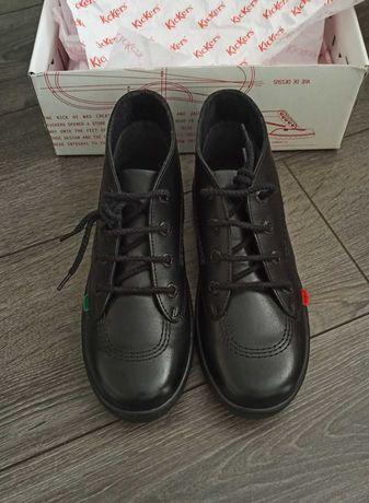 Осенние ботинки Kickers Disley Hi Junior (англ. размер 6(39))