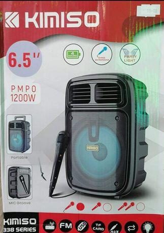 Głośnik Bluetooth Karaoke
