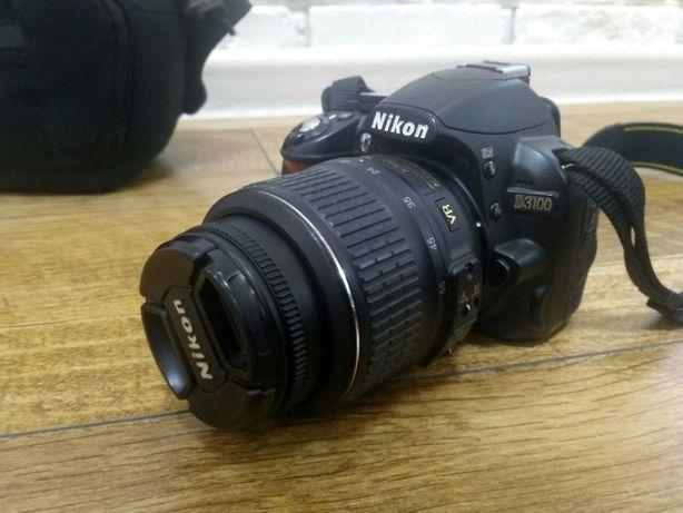 Фотоапарат Nikon D3100 18-55 kit