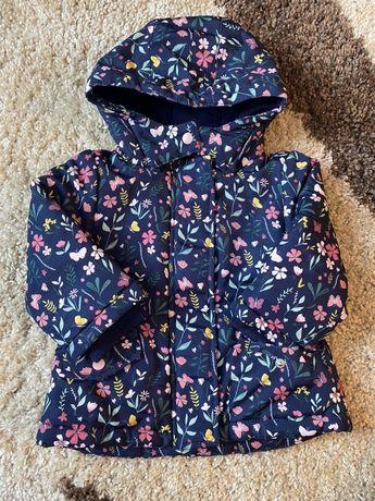 Куртка детская 9-12мес.