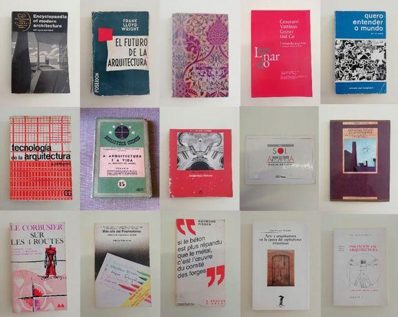 Teoria de Arquitectura - Frank Lloyd Wright, Corbu, Keil, etc.