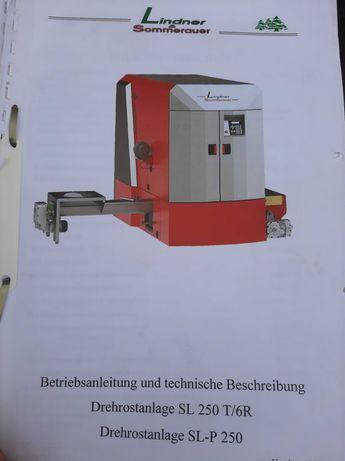 Piec Lindner&Sommerauer 250 KW