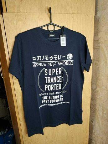 Diesel t shirt m футболка дизель