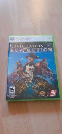 Gra na xboxa 360 Sid Meiers Civilization Rev Lution