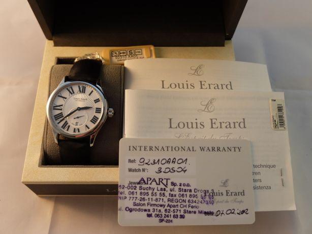 !!! Zegarek Louis Erard BDS04 (automat ETA2895) !!!