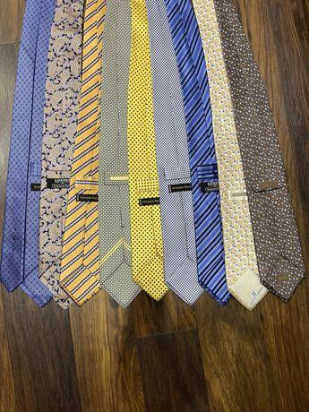 Коллекция галстуков Stefano Ricci , Brioni.