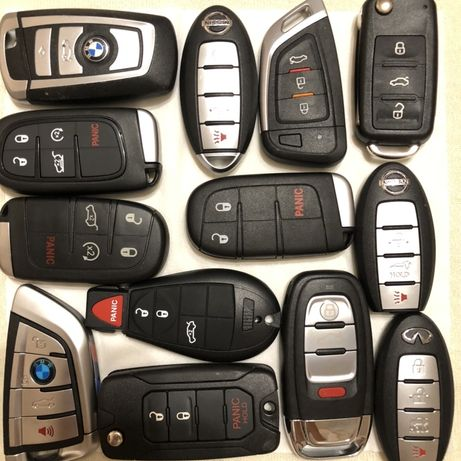 Ключ vw, jeep, dodge, audi, bmw, nissan, lexus, toyota, subaru