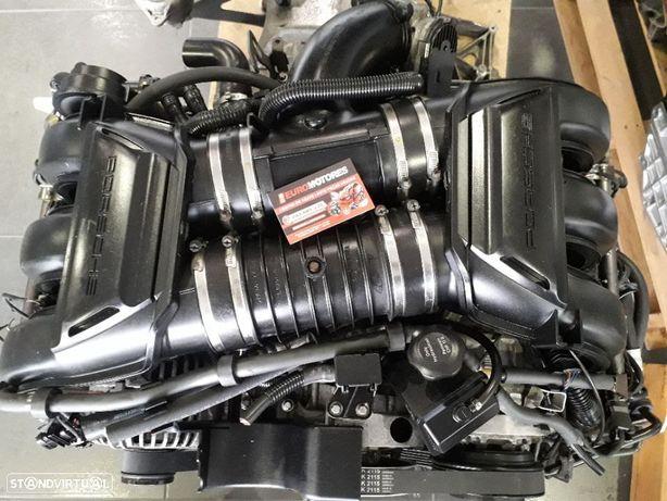 Motor Porsche Cayman 2.7 (987) [ M97.20 ]
