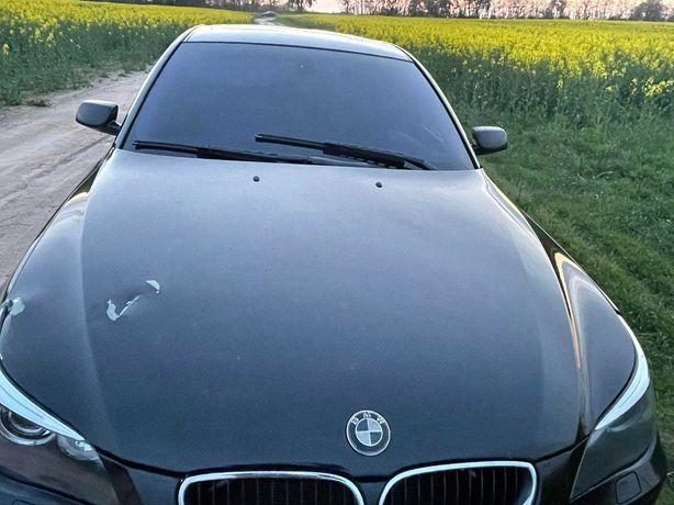 Капот BMW e60, капот бмв е60