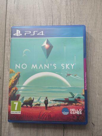 Gra No man's sky PS4
