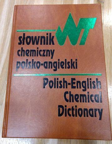Słownik Chemiczny - polsko-angielski / stan idealny