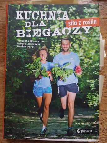Kuchnia dla biegaczy - Domaradzka Zakrzewski Parol
