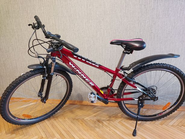 Велосипед спортивный Winner Titan 322 se в хорошем состоянии.Торга нет