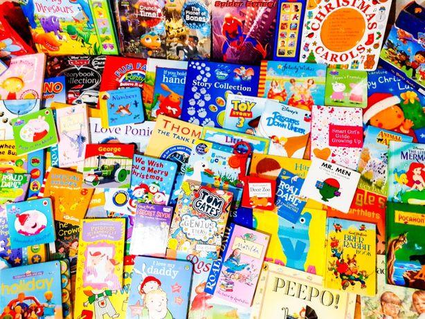 Книги англійською | Книги на английском | English Books детские