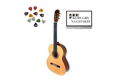 GITARA klasyczna Ever Play EV-132 3/4 dla DZIECKA +Darmowa Wysyłka!