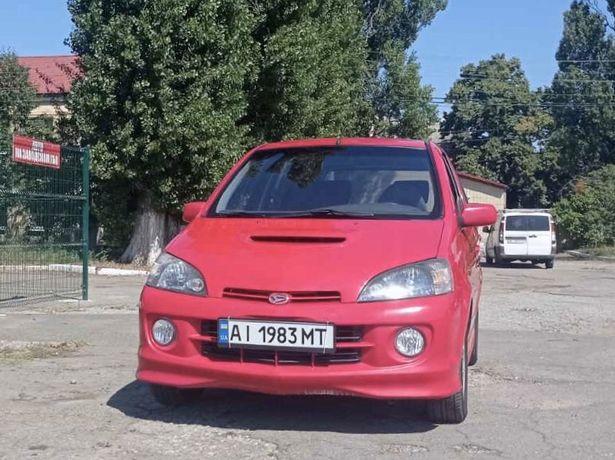 Daihatsu YRV turbo (Toyota)