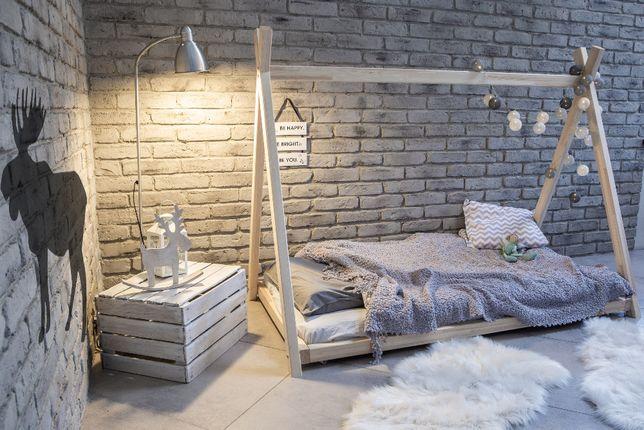 Łóżko dziecięce domek Tipi