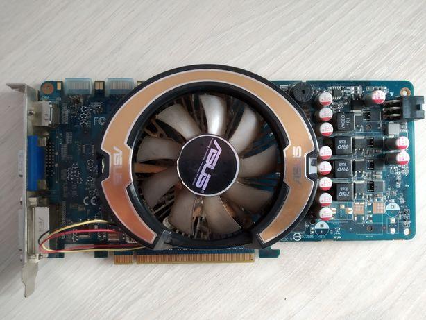 Відеокарта Asus GT 9800 512 mb DDR3 256 bit