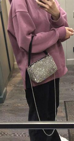 Мини-сумка с камнями