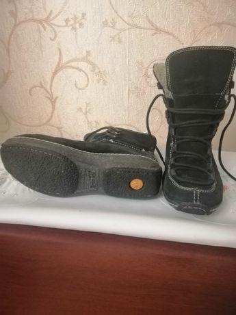 Замш, ботинки, Тимберленд, не убиваемые , Timberland