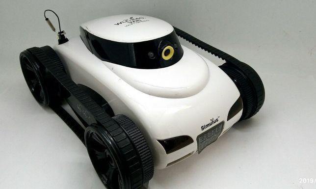 WiFi i-spy Tank на радиоуправлении