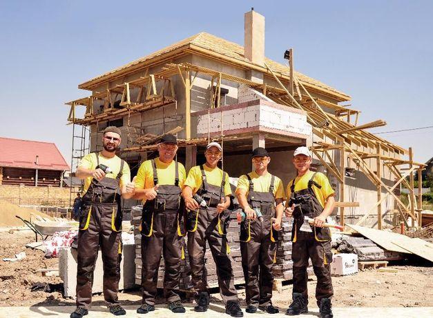 Строительство ремонт домов коттеджей, кровельные работы, ремонт крыши