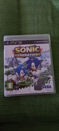 Jogo Sonic Sega playstation 3