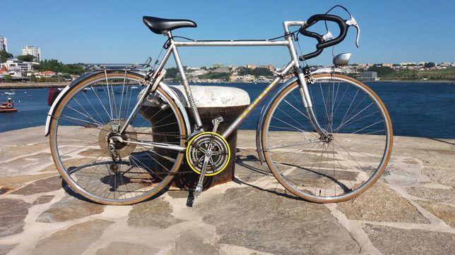 Bicicleta Clássica Peugeot Randonneur Super Sport 1979 Vintage