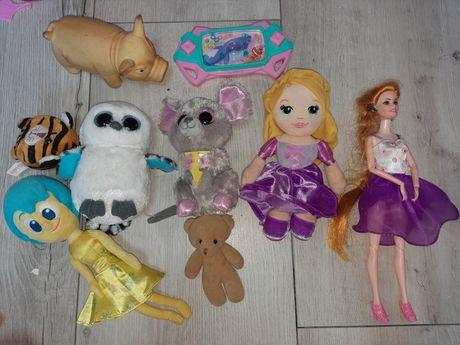 Игрушки много большой выбор боб пеппа tyежик пони принцесса ночник