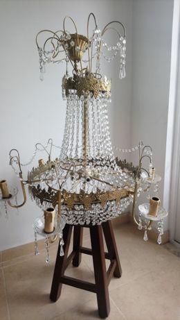 Candeeiro de Cristal (Teto)