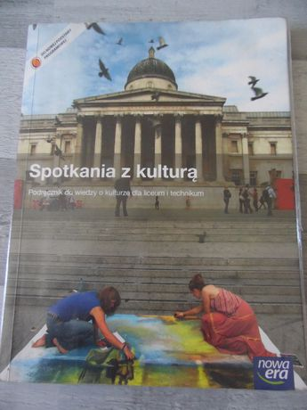 Spotkania z kulturą podręcznik do wiedzy o kulturze