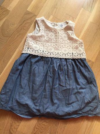 Плаття для дівчинки 2-2,5 років, 98 розмір, платье для девочки на 2 г