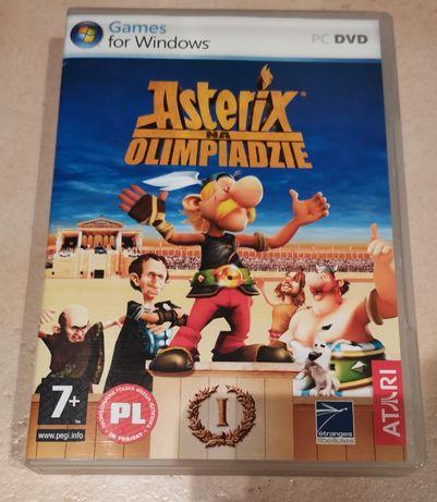 Asterix na Olimpiadzie gra PC