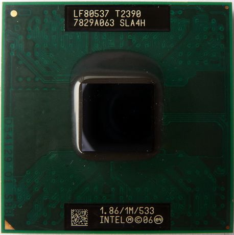 Intel® Pentium® T2390, Core™2 Duo T5450 x80l, z99l